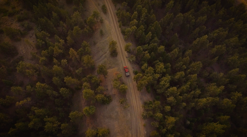 An aerial shot can vary your perspectives and provide context for your story. License this clip from Capture  here .
