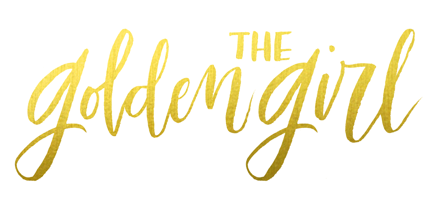 The Golden Girl Blog