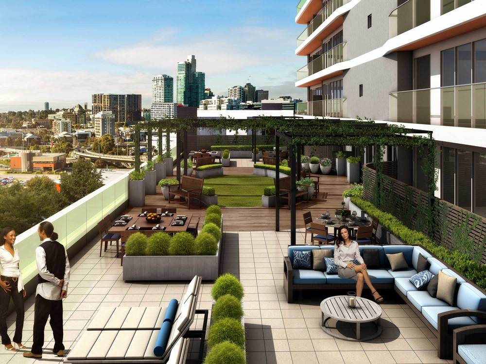 SOUTHBANK - SOUTH MELBOURNE   Smaller Projects, General News and Discussion