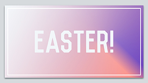 The story of Easter is the dazzling centerpiece of the Bible. No other name has conquered the grave! And when Jesus has risen in us, there is no other resurrection story like the one God writes as we trust and believe!