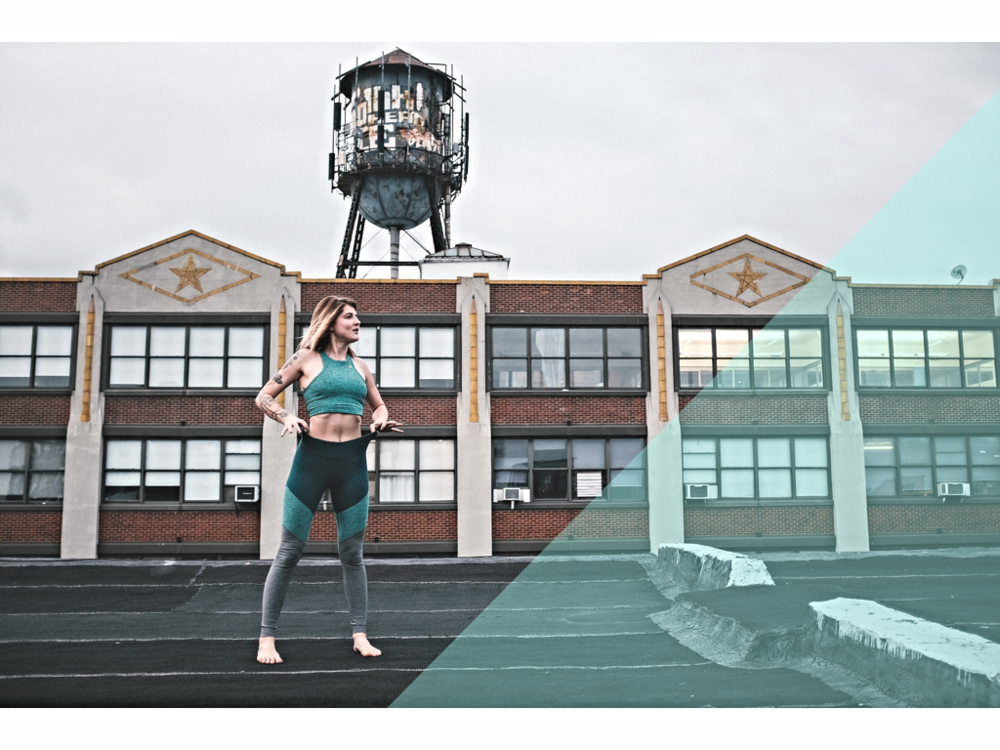 New Love City Yoga Lelia Broussard