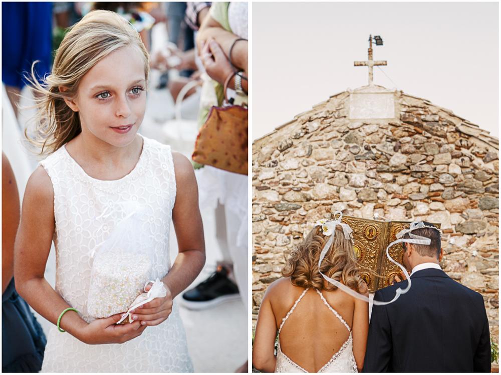 agios Nikolaos Wedding, Anavysos