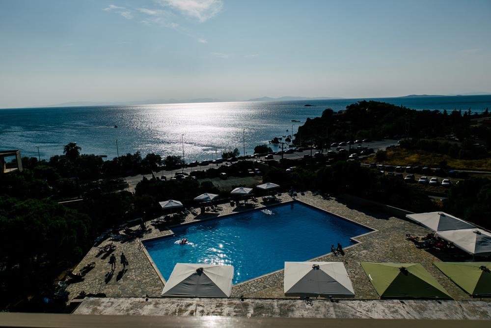 Eden Beach Hotel, Mavro Lithari