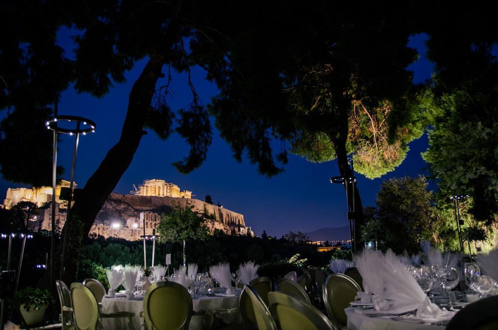 Acropolis Wedding, Dionysos, Athens