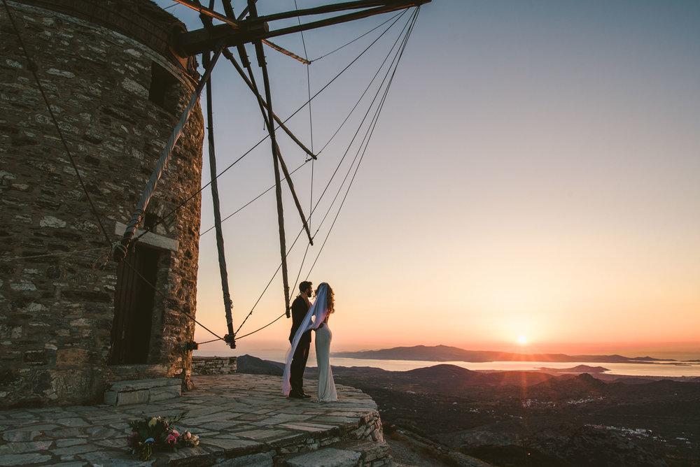 Lorraine & Ciarán - Naxos