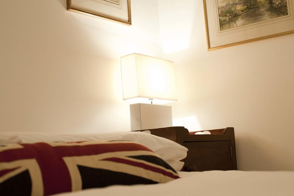 A cosy room