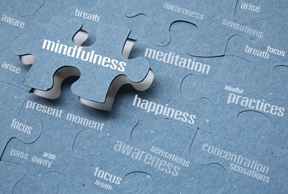 Mindfulness is more than just sitting on a cushion!