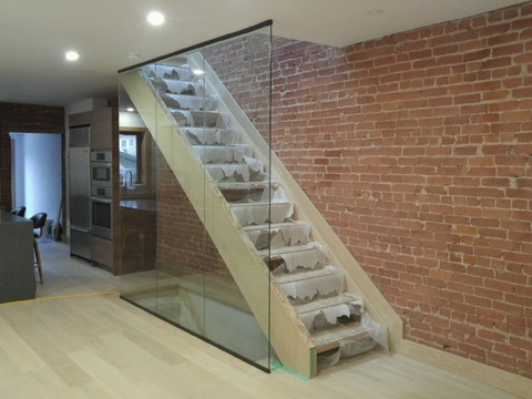 Glass Panel - Get creative and save a great deal of money with beautiful glass panels. Because we are really killing 2 birds with one proverbial stone. Replace walls with glass panels when possible to make the space feel bigger, brighter and more elegant.