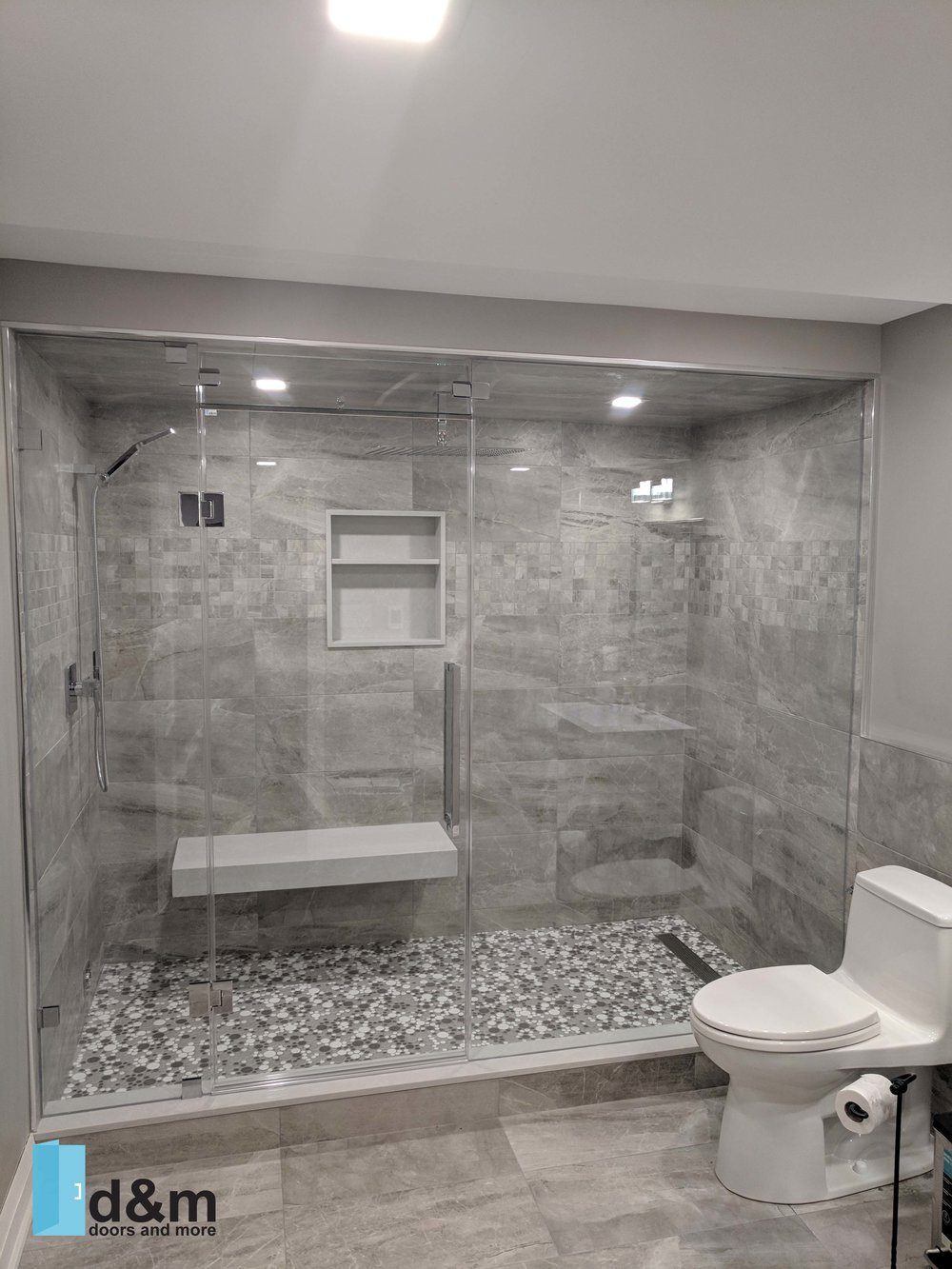 Photos Doors And More Frameless Shower Application