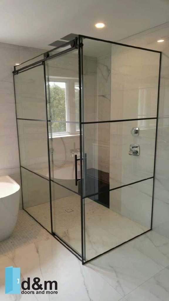 Industria Corner Shower