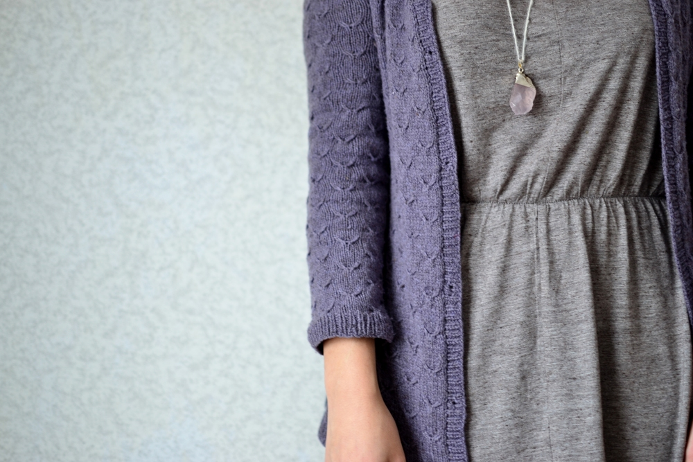 my very first knitted cardigan.JPG