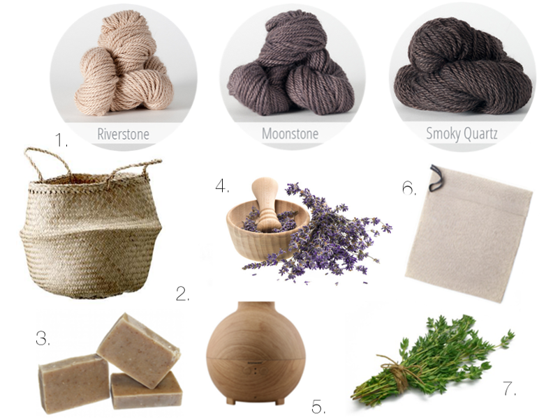 a knitter's natural wishlist