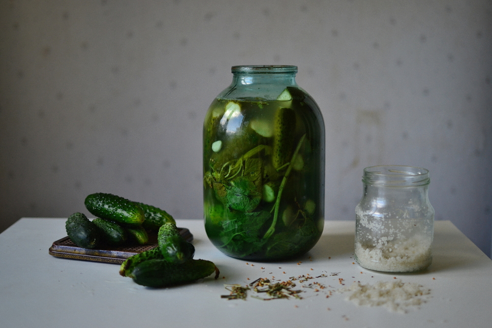 easy fermented pickle recipe