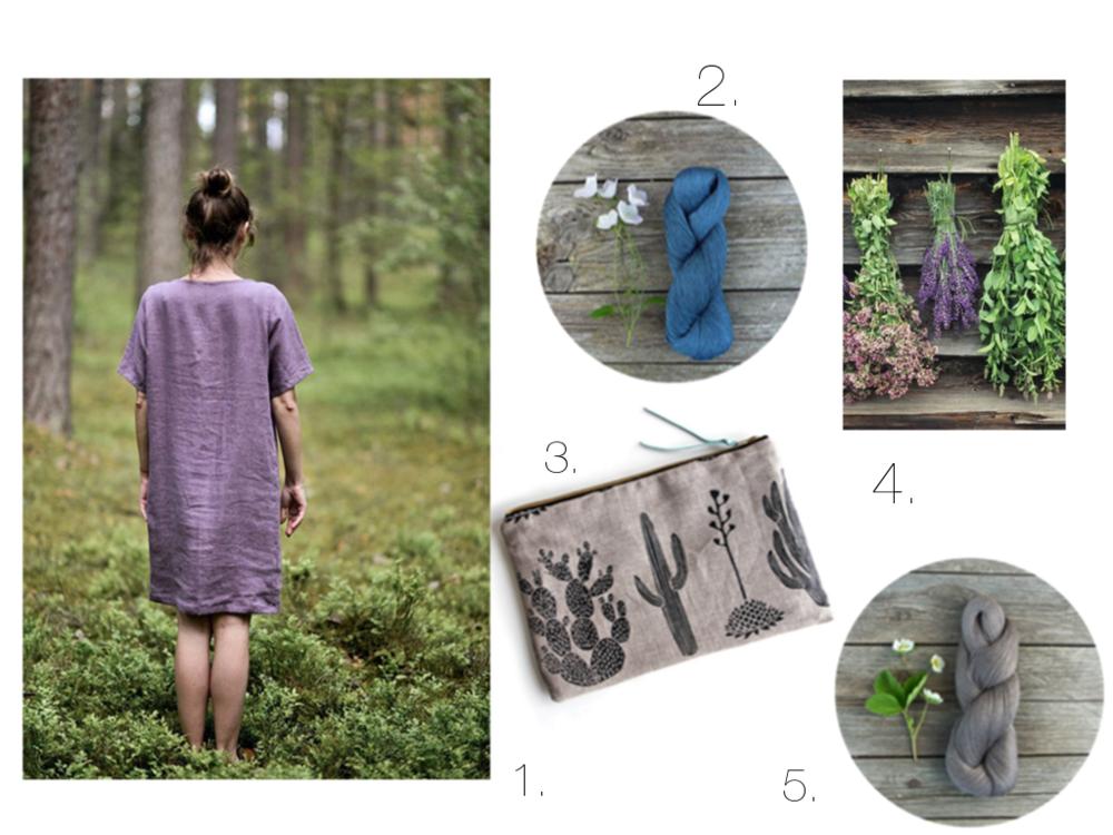 A knitter's Summer wishlist