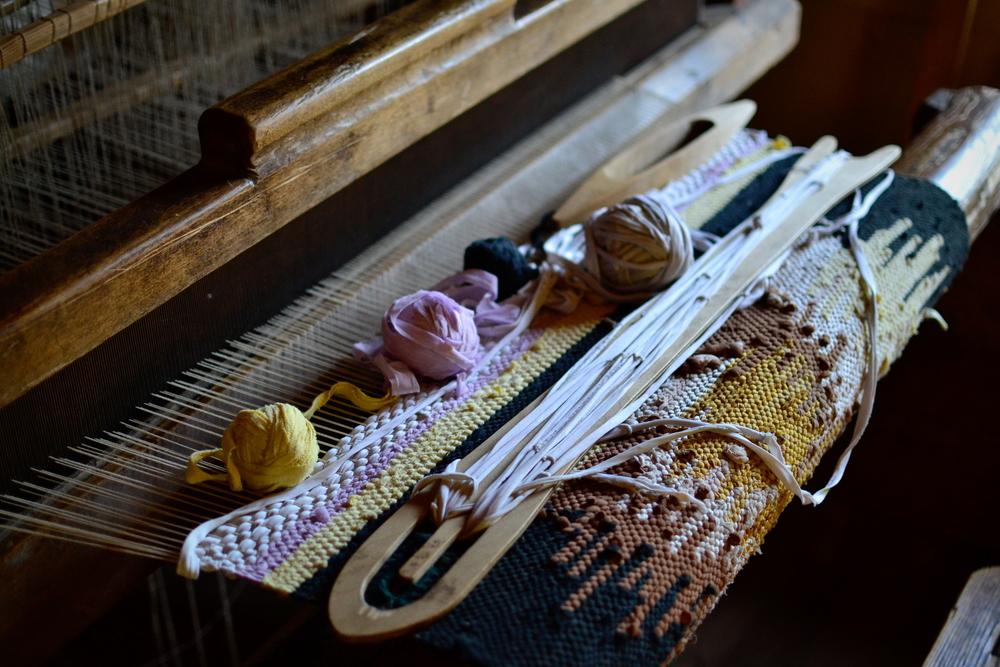 Weaving Latvia