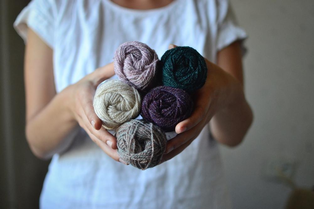 Shetland Wool Week Knit Along