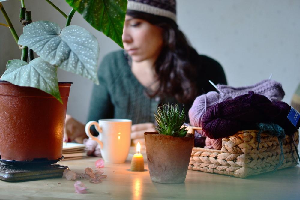 Mandarine's: Shwook hat