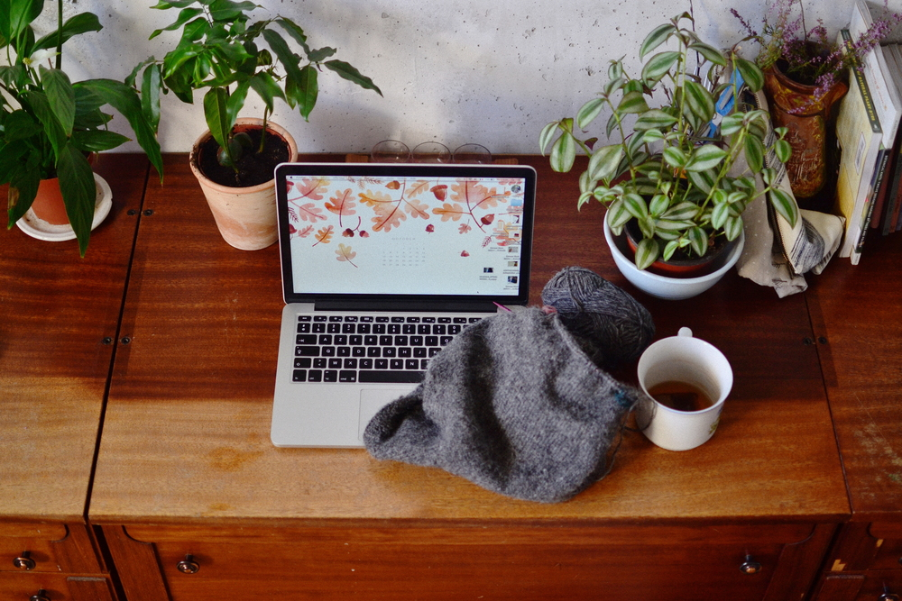 Mandarine's: working place