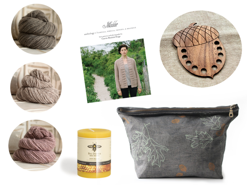 mandarine's a knitter's natural Christmas wishlist