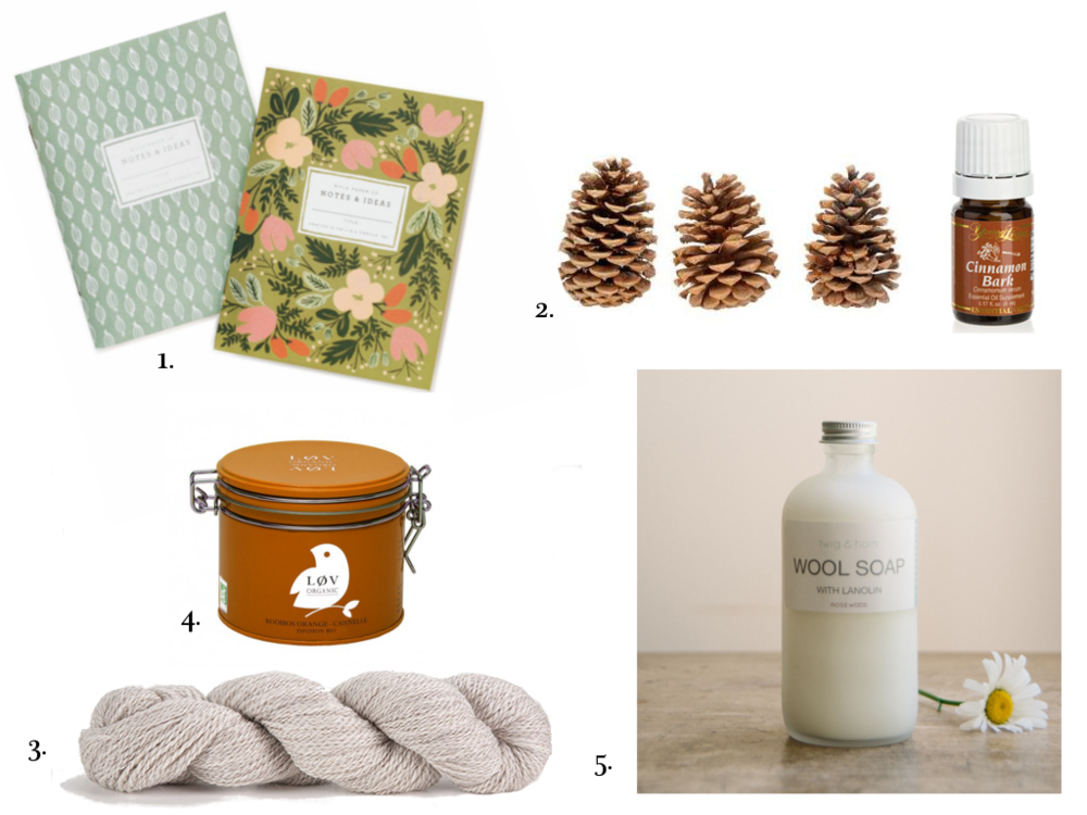 A knitter's autumnal wishlist