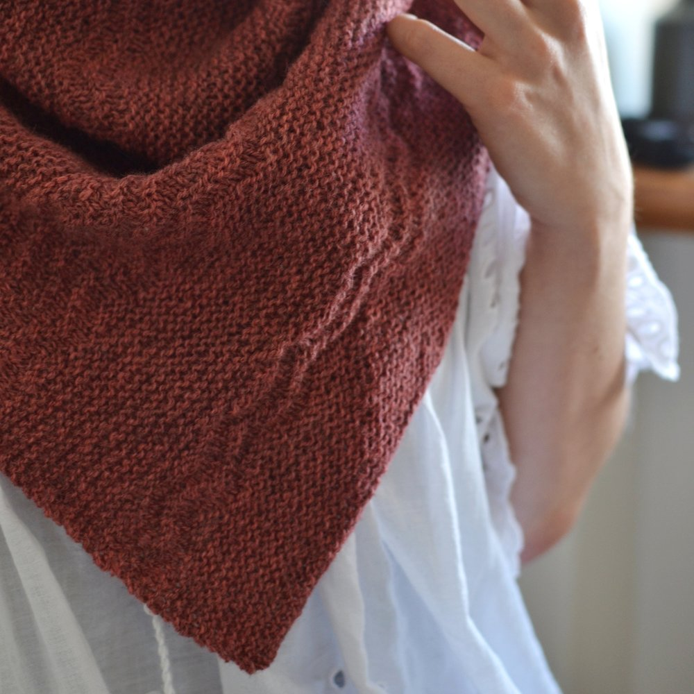 Tender shawl