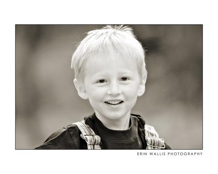 Smiling Rowan