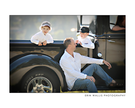 boys and trucks
