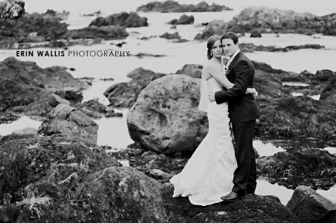Wedding River Rocks Black Rock Resort Wedding
