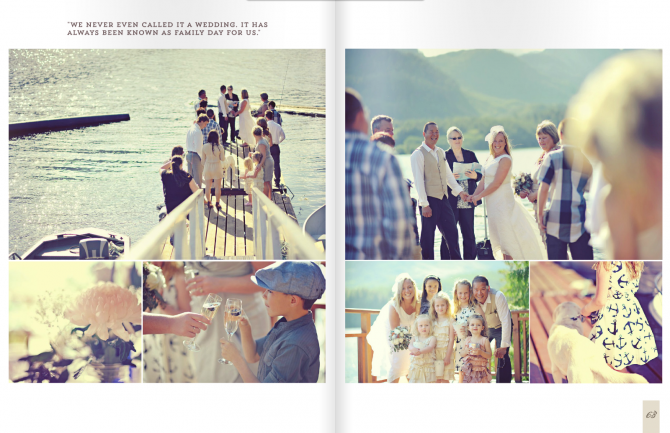 Nootka wedding