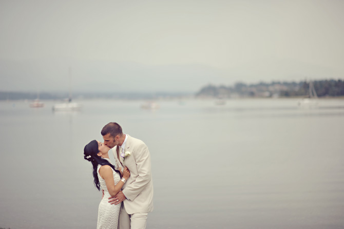 Filberg Comox Wedding