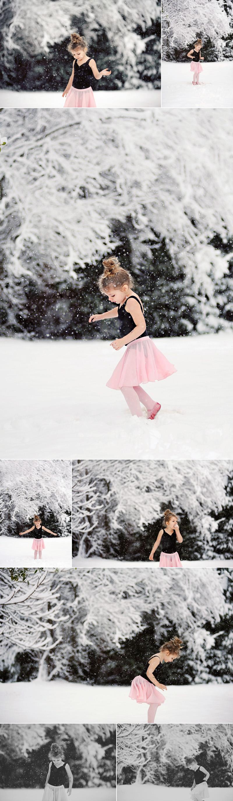 snow ballet