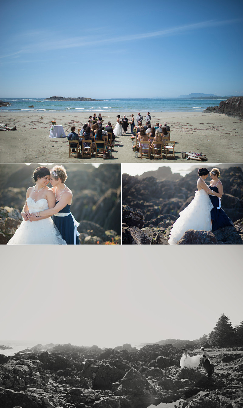 black rock resort wedding, same sex wedding