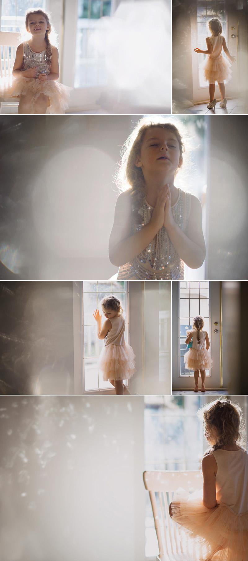 little girl in tutu du monde