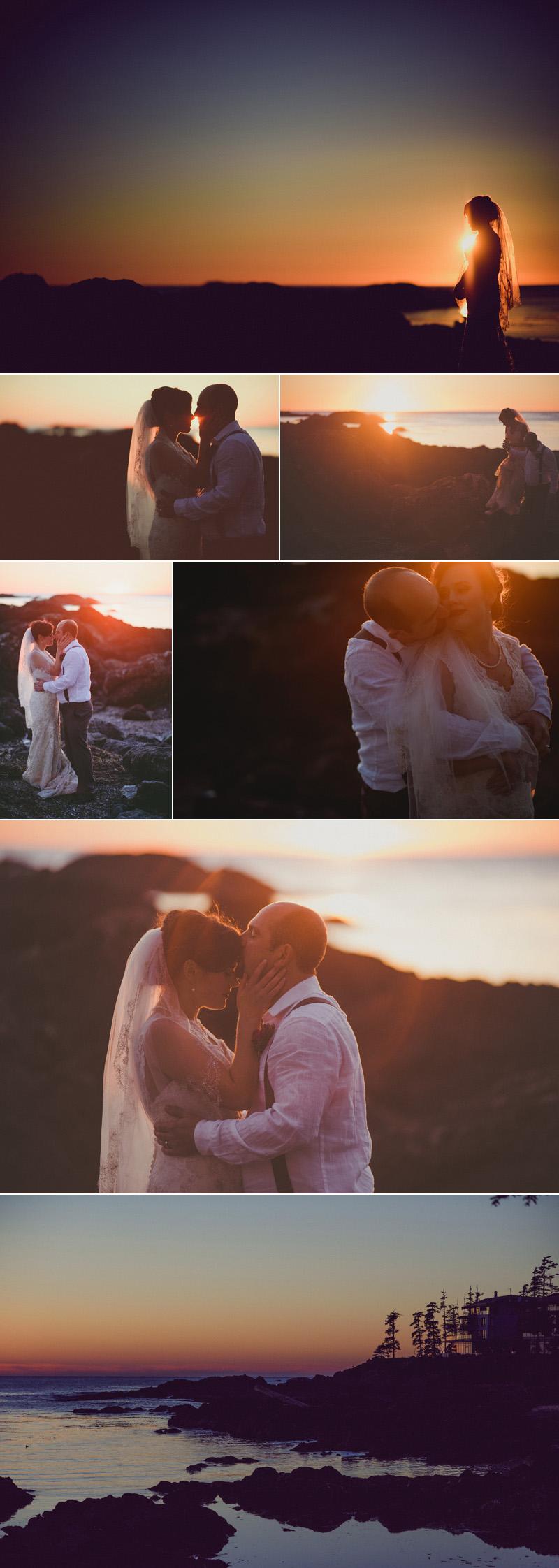 amazing beach wedding photos