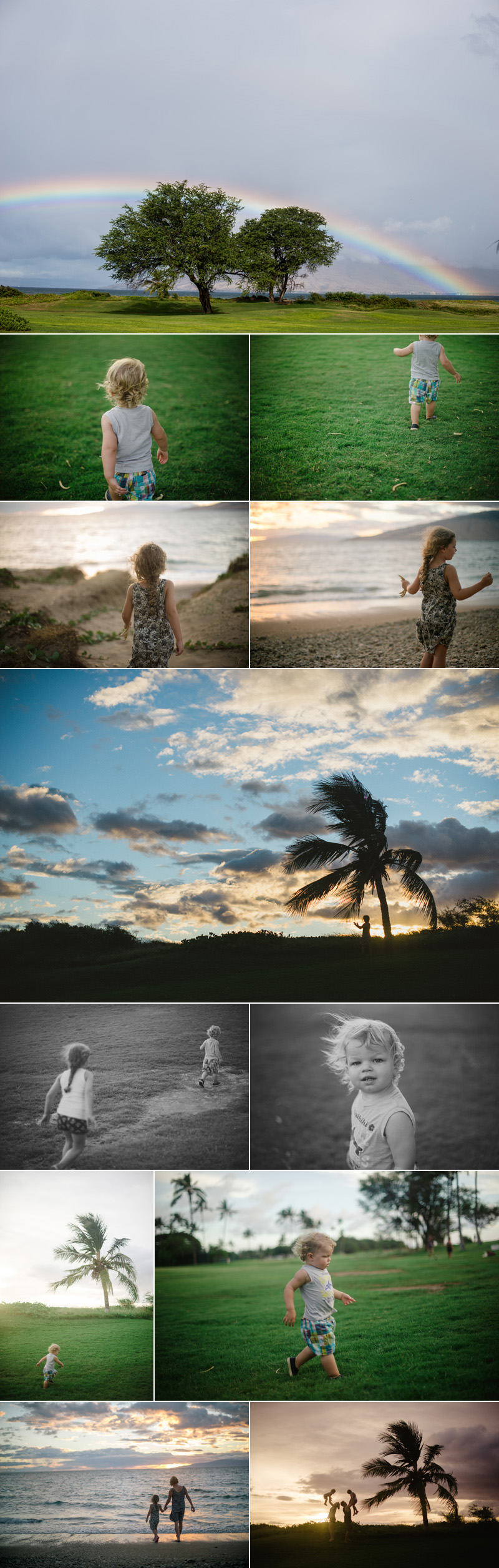 family photos in maui, photography, photographer