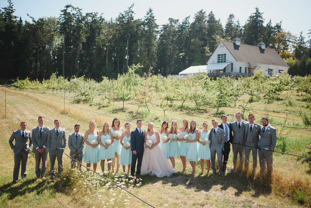 Sea Cider House Wedding