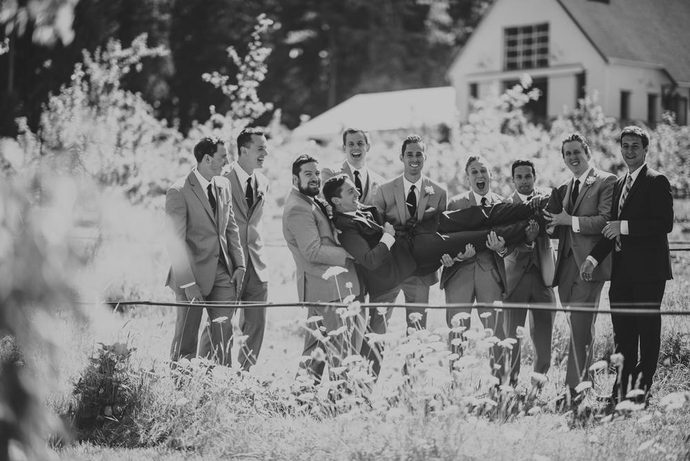 groomsmen gone wild