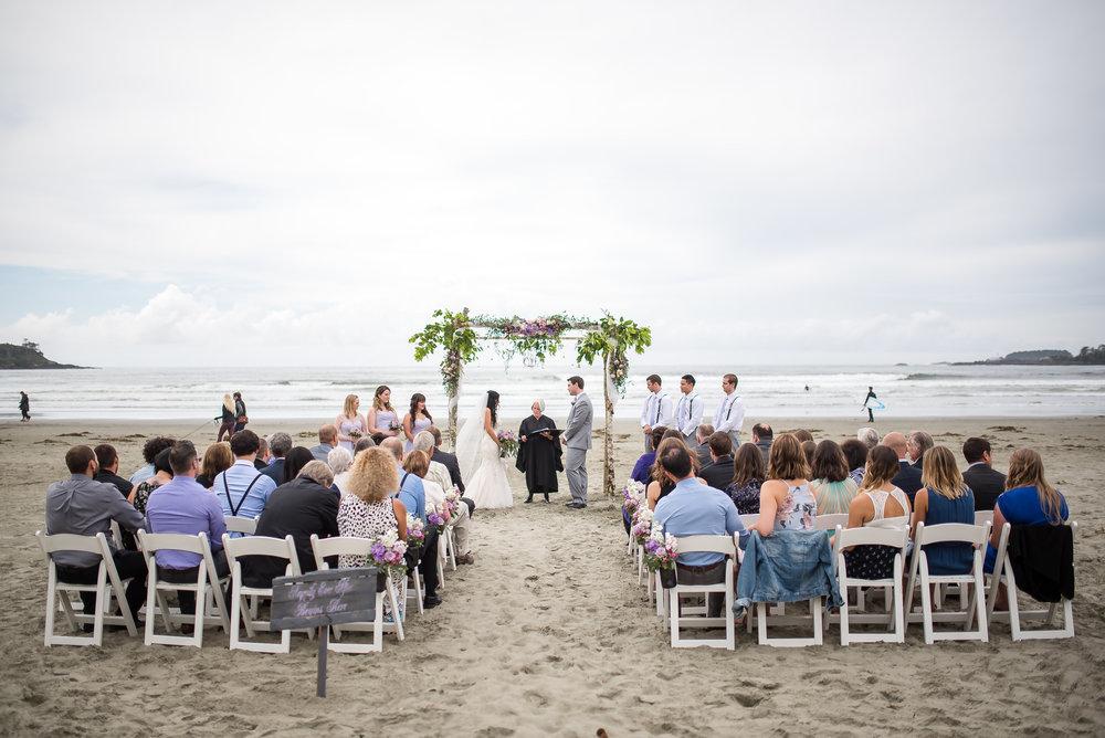 Vancouver island wedding venue