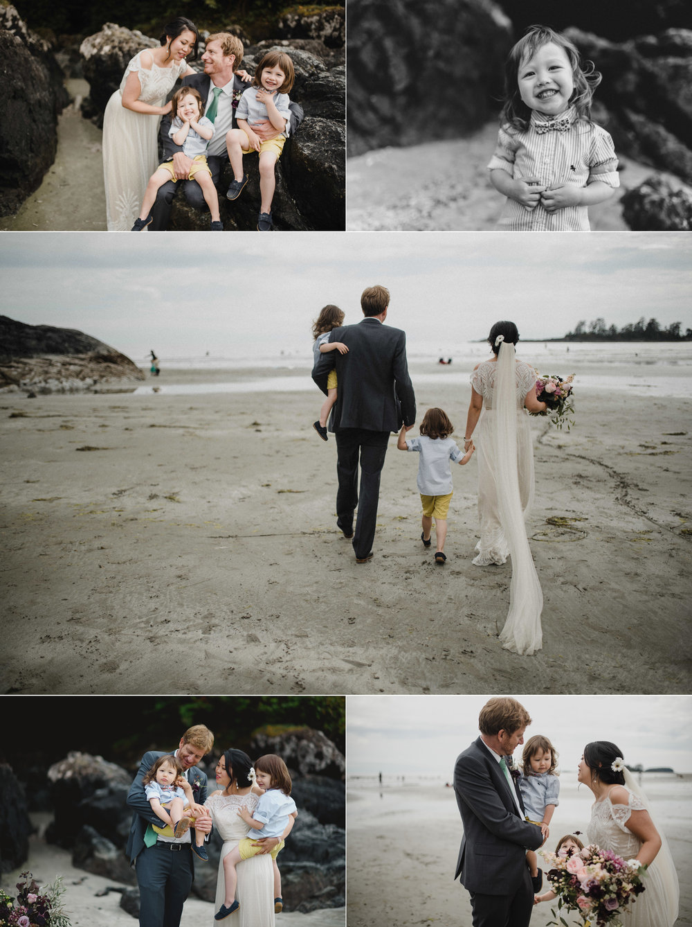 family wedding photographer