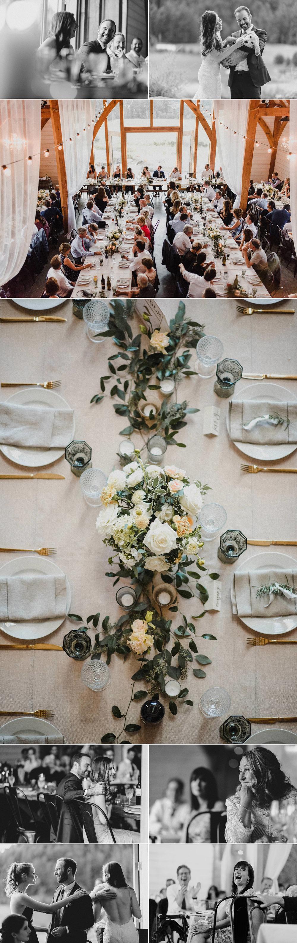 vancouver island wedding photo