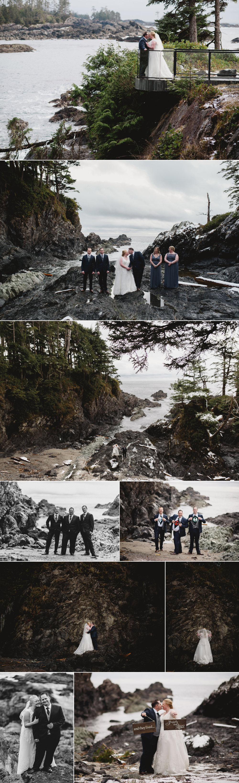 Ucluelet Wedding