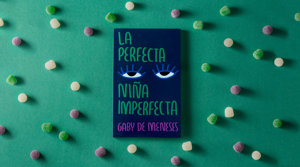 Cover Design, Illustration and Lettering by Isabel Urbina Peña