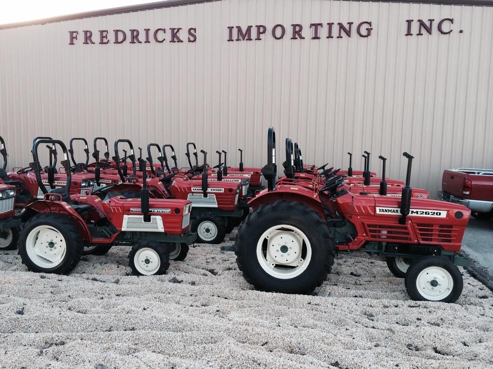 Tractor Pto Dynamometer : Fredricks importing