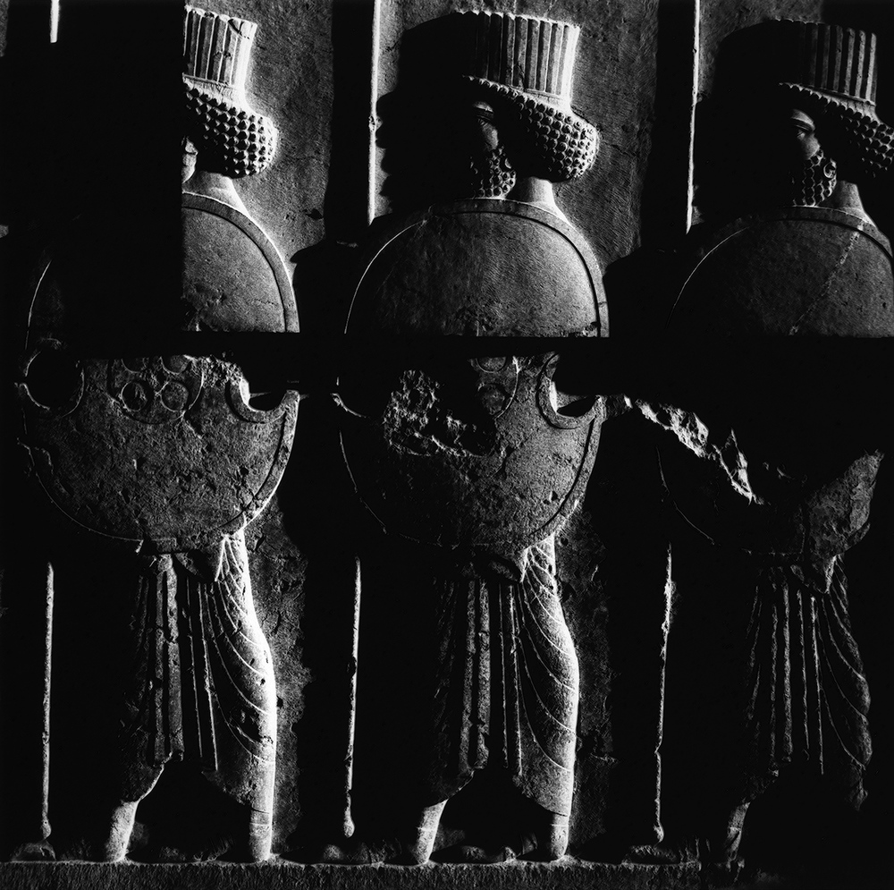 Persian Guards, Persepolis