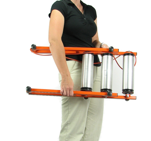 Kreitler Rollers are portable