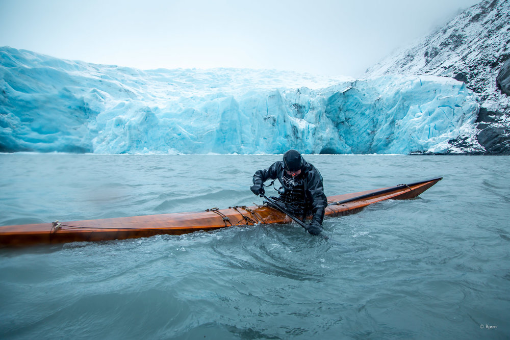 Glacier Roll
