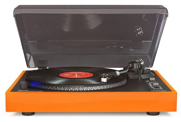 Turntables and Equipment