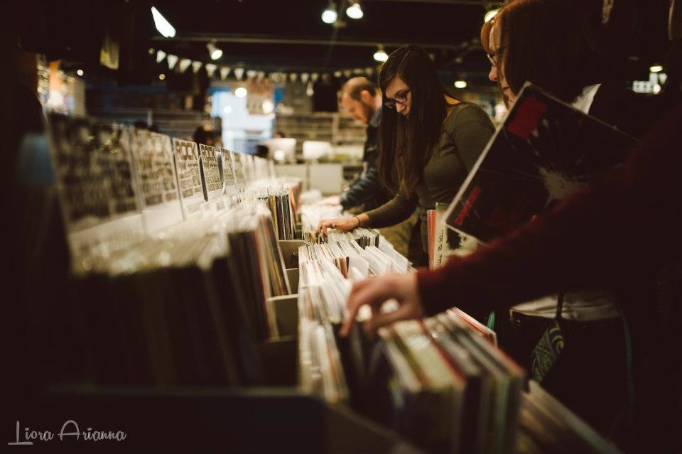 Shop Vinyl and Compact Discs