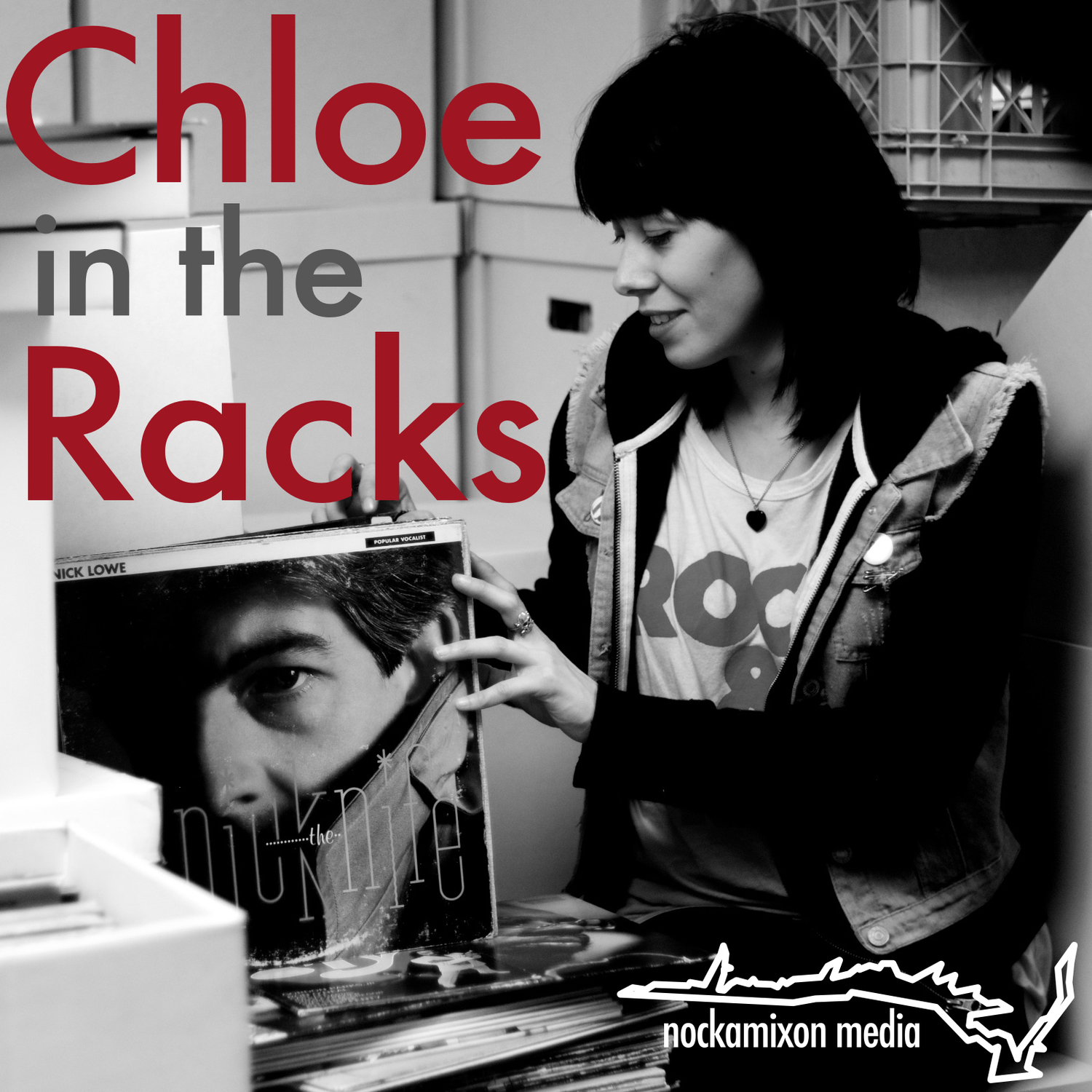 Chloe in the Racks