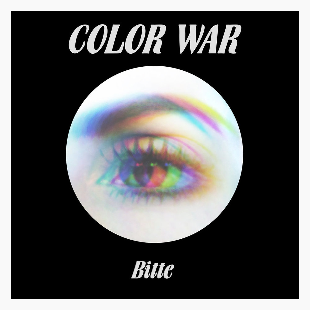 COLOR WAR - Bitte (Single)